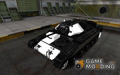 Зоны пробития Crusader for World of Tanks