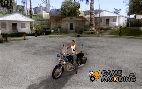 ИЖ Юпитер 5 ДПС for GTA San Andreas
