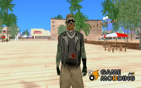 Zombie Skin - wmycr for GTA San Andreas