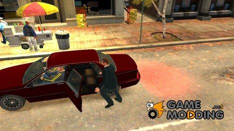 Пассажир для GTA 4