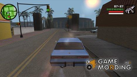 HD отражения 1.1 для GTA San Andreas