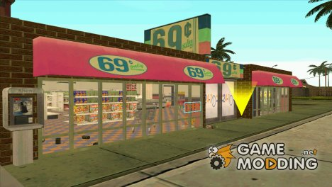 Open 24/7 by Nellsen for GTA San Andreas