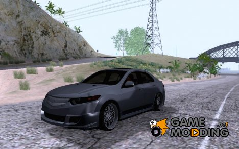 Acura TSX 2010 for GTA San Andreas