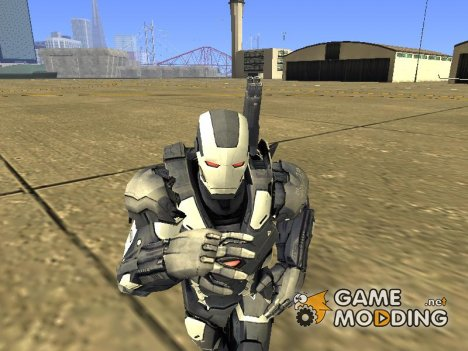 War machine противостояние for GTA San Andreas