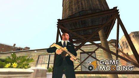 FN SCAR-H LMG for GTA 4