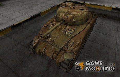 Американский танк M4 Sherman for World of Tanks