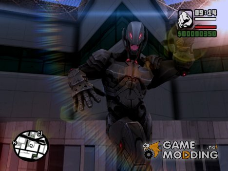 Classic Ultron for GTA San Andreas