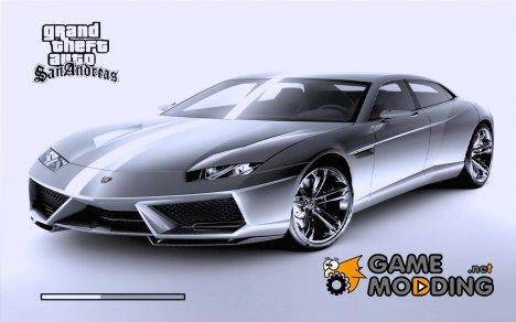 Новые загрузочный экраны для GTA San Andreas для GTA San Andreas