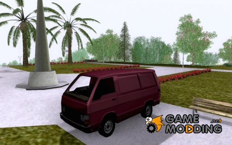 1986 Toyota Hiace for GTA San Andreas