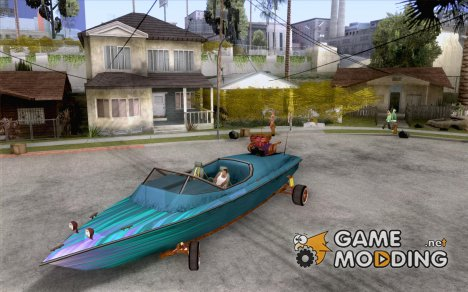 Hot-Boat-Rot for GTA San Andreas