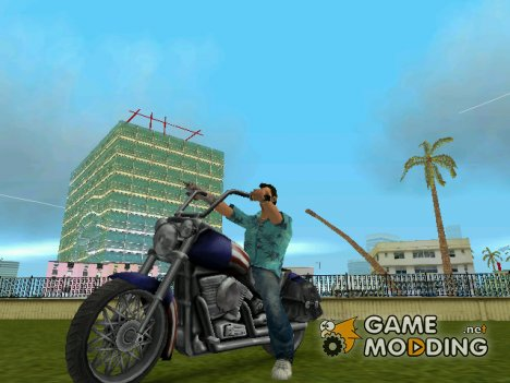 Angel Xbox для GTA Vice City