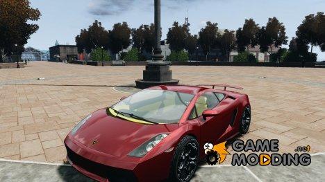 Lamborghini Gallardo Superleggera для GTA 4