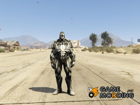 MCOC Venom Retexture 1.0 for GTA 5