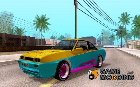 """Opel Manta """"Manta Manta"""" Mattig Extrem Breitbau для GTA San Andreas"""