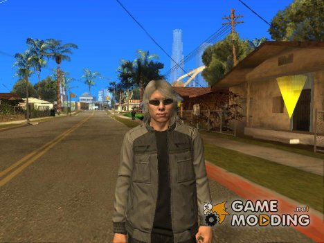 Ртуть в стиле ГТА онлайн for GTA San Andreas