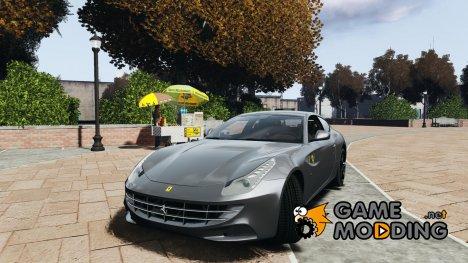 Ferrari FF 2012 для GTA 4