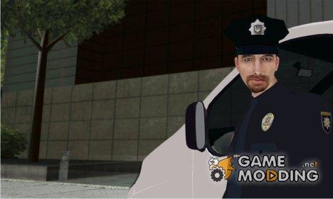 Национальная Полиция Украины for GTA San Andreas