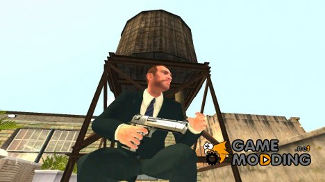 Desert Eagle v.4 для GTA 4
