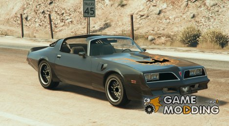 Pontiac Trans Am 1977 3.0 for GTA 5