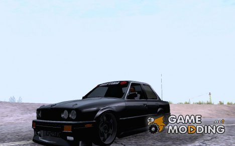 BMW e30 coupe for GTA San Andreas