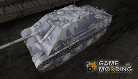 Шкурка для JagdPanther для World of Tanks