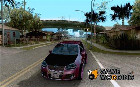 Volkswagen Golf V JDM Style for GTA San Andreas