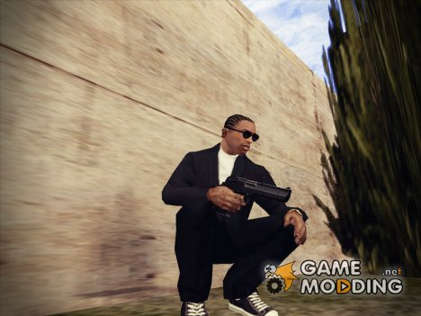 Desert Eagle HD for GTA San Andreas