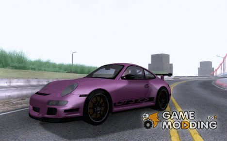 Porsche 911 GT3 RS 3.0 для GTA San Andreas