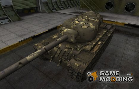 Простой скин T34 for World of Tanks