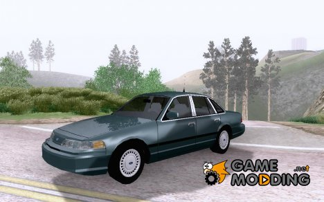 1992 Ford Crown Victoria для GTA San Andreas