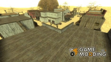 de_westwood для Counter-Strike Source