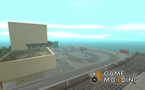 Лондон Drift for GTA San Andreas