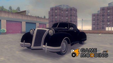 Z-Type HD для GTA 3