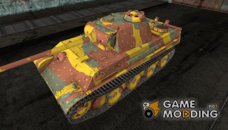 PzKpfw V Panther DenisMashutikov for World of Tanks
