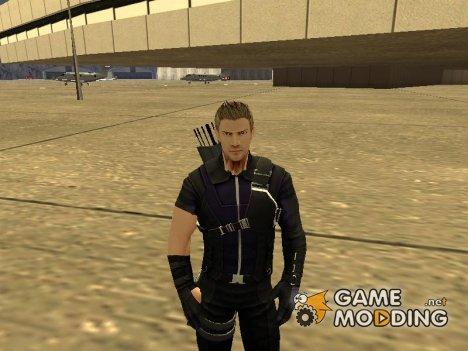 Соколиный глаз противостояние для GTA San Andreas
