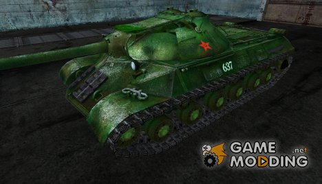 Шкурка для ИС-3 для World of Tanks