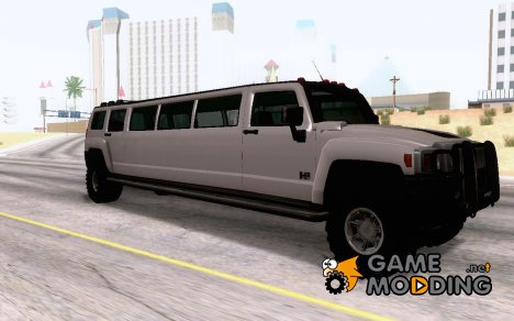 Hummer H3 Limousine for GTA San Andreas