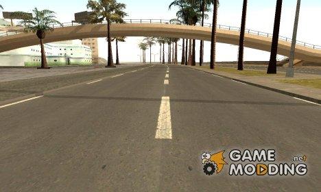 Русские дороги for GTA San Andreas