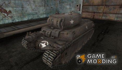Шкурка для M6 для World of Tanks