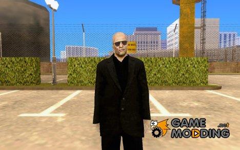 Новый скин на замену wmyboun для GTA San Andreas