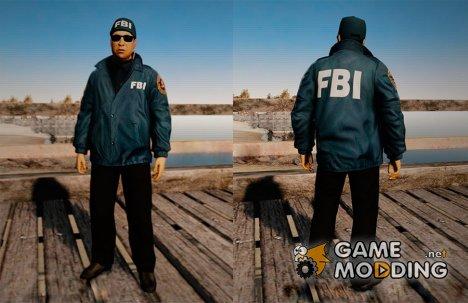 Новый агент ФБР для GTA 4