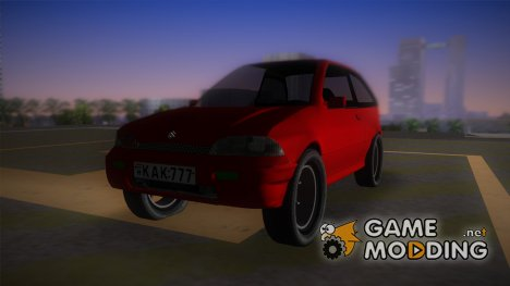 Suzuki Swift для GTA Vice City