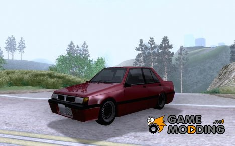 Proton Iswara 1.3 Advanced for GTA San Andreas