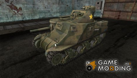 M3 Lee 2 для World of Tanks