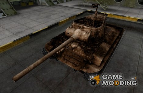 Шкурка для T25/2 for World of Tanks