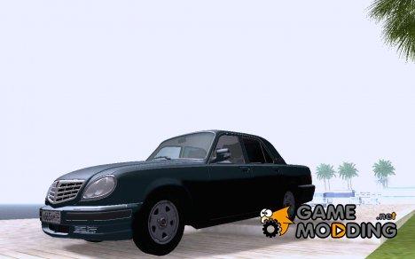 ГАЗ 31105 Волга рестайлинг for GTA San Andreas