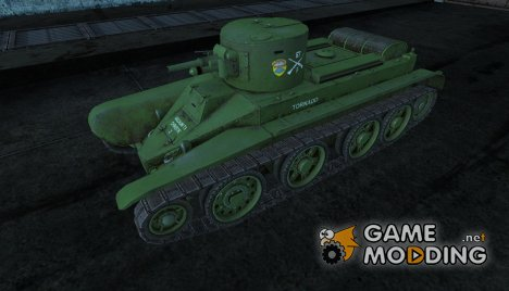 Шкурка для БТ-2 for World of Tanks