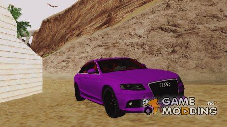 Audi S4 for GTA San Andreas