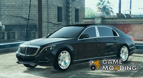 2016 Mercedes-Benz Maybach S600 for GTA 5