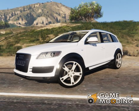 2009 Audi Q7 AS7 ABT 2.0 for GTA 5
